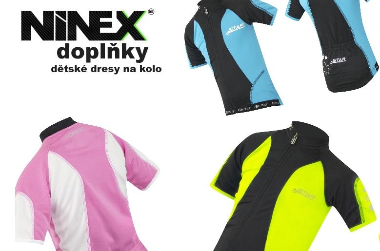 Dětské dresy pro Vaše ratolesti jsou nyní k dispozici !