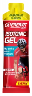 ENERVIT ISOTONIC GEL, sáček, 60ml, grapefruit